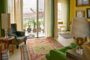 handloom interior design
